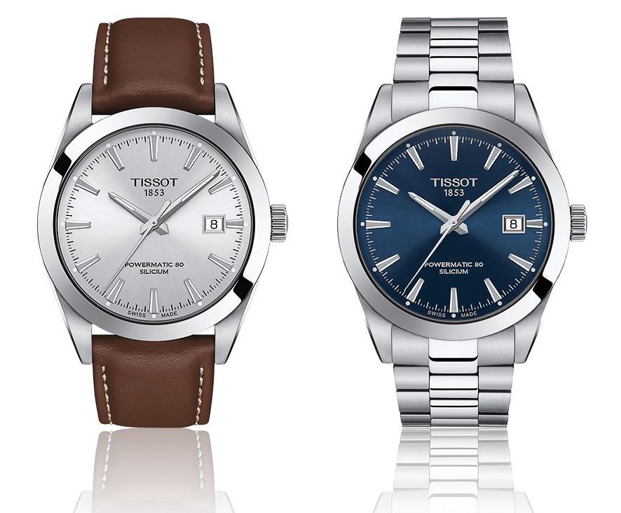 Tissot Gentleman Powermatic 80 S