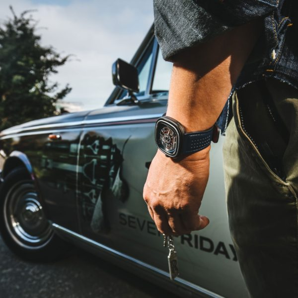 La collection T-series SevenFriday