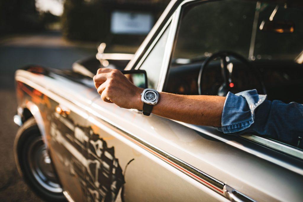 2 Sevenfriday Watch T201 Ambiance Allure